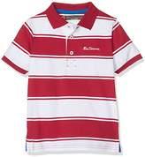 Ben Sherman Boy's Core Jersey Stripe Polo Shirt