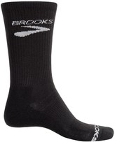 Brooks Band Socks - Crew (For Men)