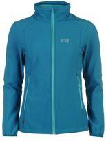 Millet Womens Mont Rose Softshell Jacket Coat Top Waterproof High Neck Full Zip