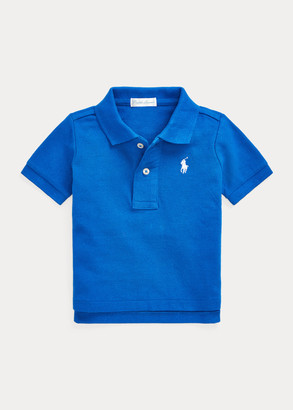 Ralph Lauren Cotton Interlock Polo Shirt