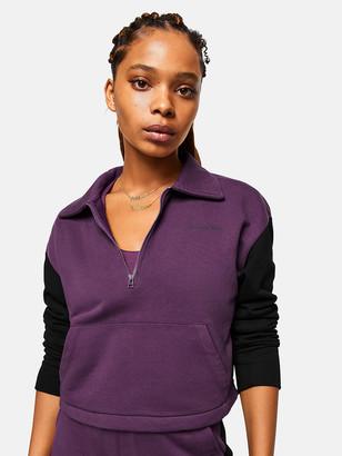 Outdoor Voices Pickup 1/4 Zip Sweatshirt