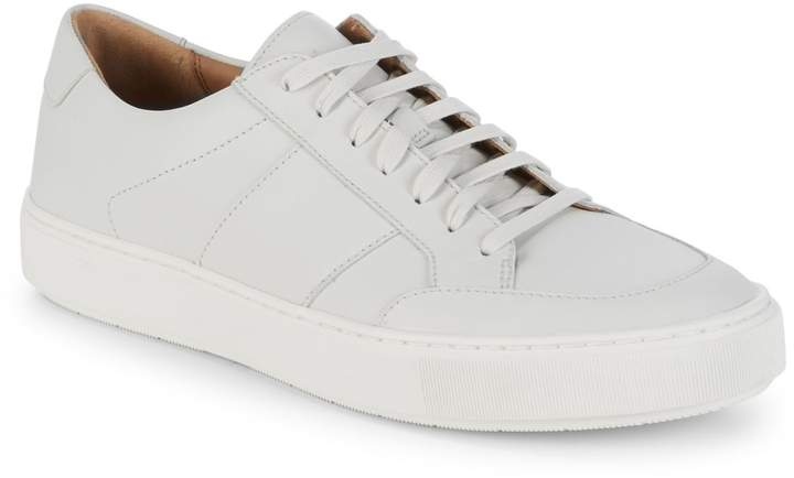 34235bcc967 Leonard Leather Platform Sneakers