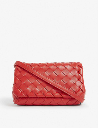 Bottega Veneta Olimpia mini leather shoulder bag