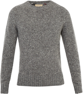 Burberry Rossan crew-neck wool-blend knit