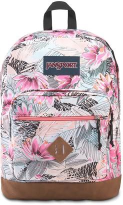 JanSport City View Floral Backpack