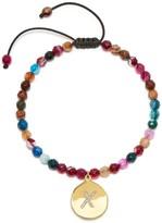 Kiss Charm Bead Bracelet Moroccan Mix