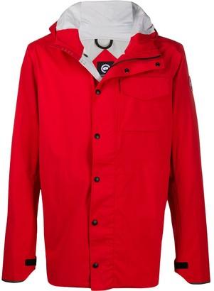 Canada Goose Snap Button Jacket