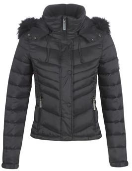 Superdry FUJI SLIM 3 IN 1 JACKET women's Jacket in Black