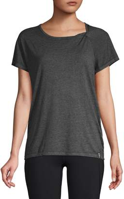 Andrew Marc Twisted Roundneck Tee
