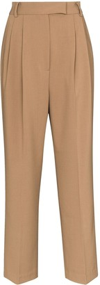 Frankie Shop Bea pleated trousers