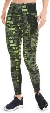Puma Be Bold Printed Performance Leggings