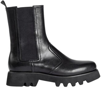 Tony Bianco Izzy Black Como Ankle Boots