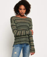 Superdry Evie Textured Slouch Knit Jumper