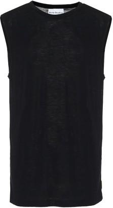 Acne Studios Sleeveless jersey tank top