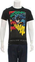 Philipp Plein Graphic Short Sleeve T-Shirt w/ Tags