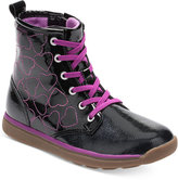 Stride Rite Little Girls' or Toddler Girls' Made2Play Tymber Boots