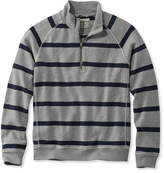 L.L. Bean Stonecoast Quarter-Zip Pullover, Stripe