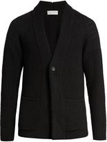 TOMORROWLAND Patch-pocket wool cardigan