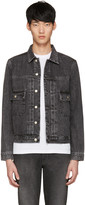 Paul Smith Grey Denim Western Jacket