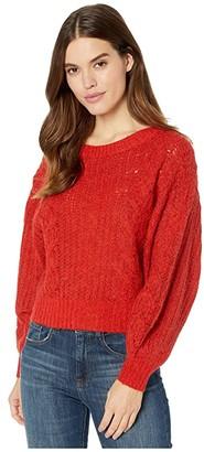Joie Pravi (Scarlet) Women's Sweater