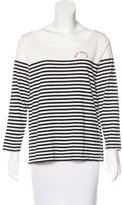 Soft Joie Striped Long Sleeve T-Shirt