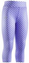 Under Armour Girls 2-6x Diamond-Printed Leggings
