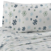Microloft Snowflake Sheet Set by Berkshire