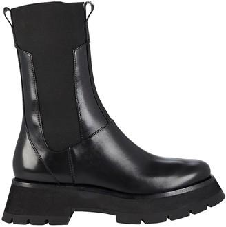 3.1 Phillip Lim Kate Chelsea Combat Boots