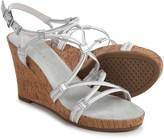 Aerosoles Real Plush Wedge Sandals - Leather (For Women)