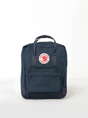 Fjallraven Unisex Kanken Backpack in Navy