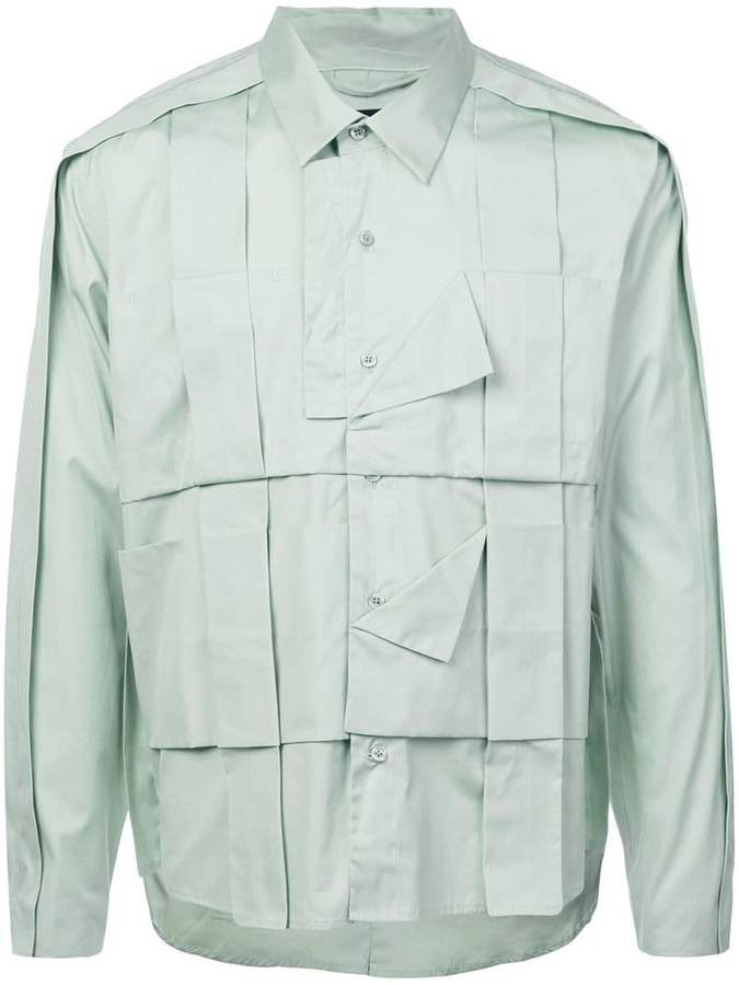 Craig Green panelled shirt