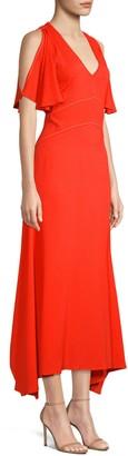 Beatrice. B Cold-Shoulder Maxi Dress