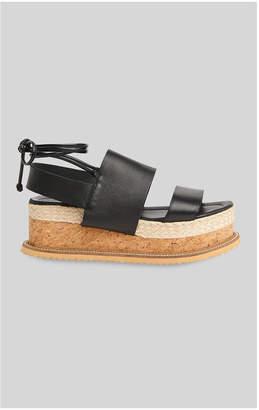 Whistles Rae Flatform Sandal