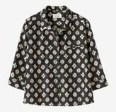 Toast Ailao Print PJ Shirt