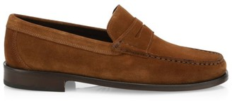 Saks Fifth Avenue COLLECTION Suede Loafers