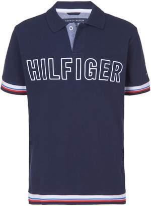 Tommy Hilfiger Little Boy's Pique Stretch Polo