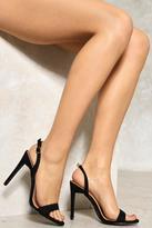 Nasty Gal nastygal Dora Strappy Heel