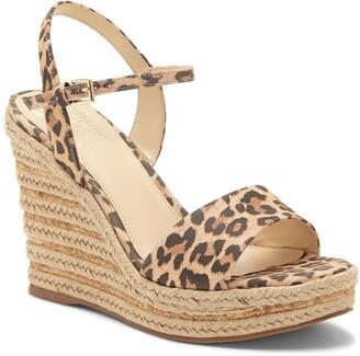 Vince Camuto Marybell Platform Wedge Sandal