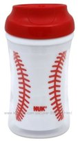 Gerber NUK Graduates Learning System Sports Insulated Tumbler Cup, 9-ounce