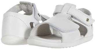 Bobux Step Up Mirror (Infant/Toddler) (White) Kids Shoes