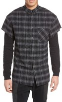Zanerobe Men's Rugger Plaid Shirt
