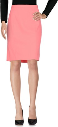 Moschino Cheap & Chic MOSCHINO CHEAP AND CHIC Knee length skirts - Item 35371485JQ