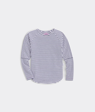 Vineyard Vines Girls' Edgartown Striped Knit Top