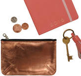Undercover Metallic Leather Small Coin Purse