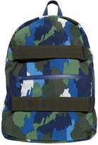 Stella McCartney Ski Camo Printed Nylon Backpack