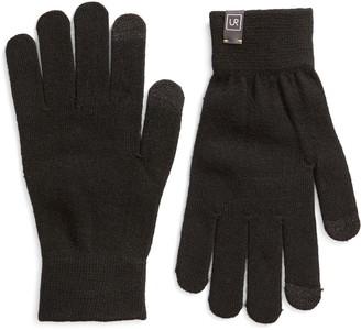 U R Boundary Knit Gloves