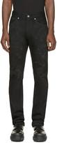 Christian Dada Black 70s Skate Jeans