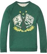 Scotch & Soda Printed Artwork Sweater