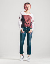 RSQ Crop Flare Womens Jeans