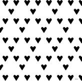 Dormify Polka Hearts Print - Square